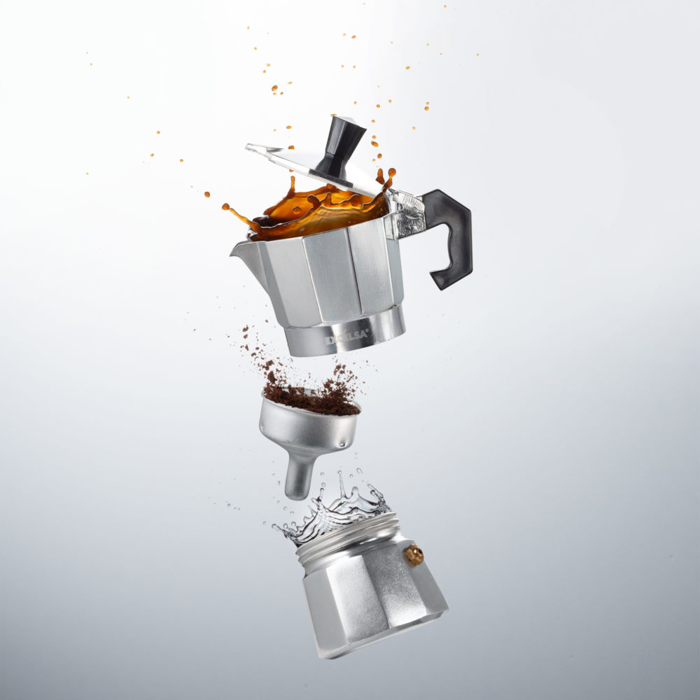 Caffettiera-scoppio